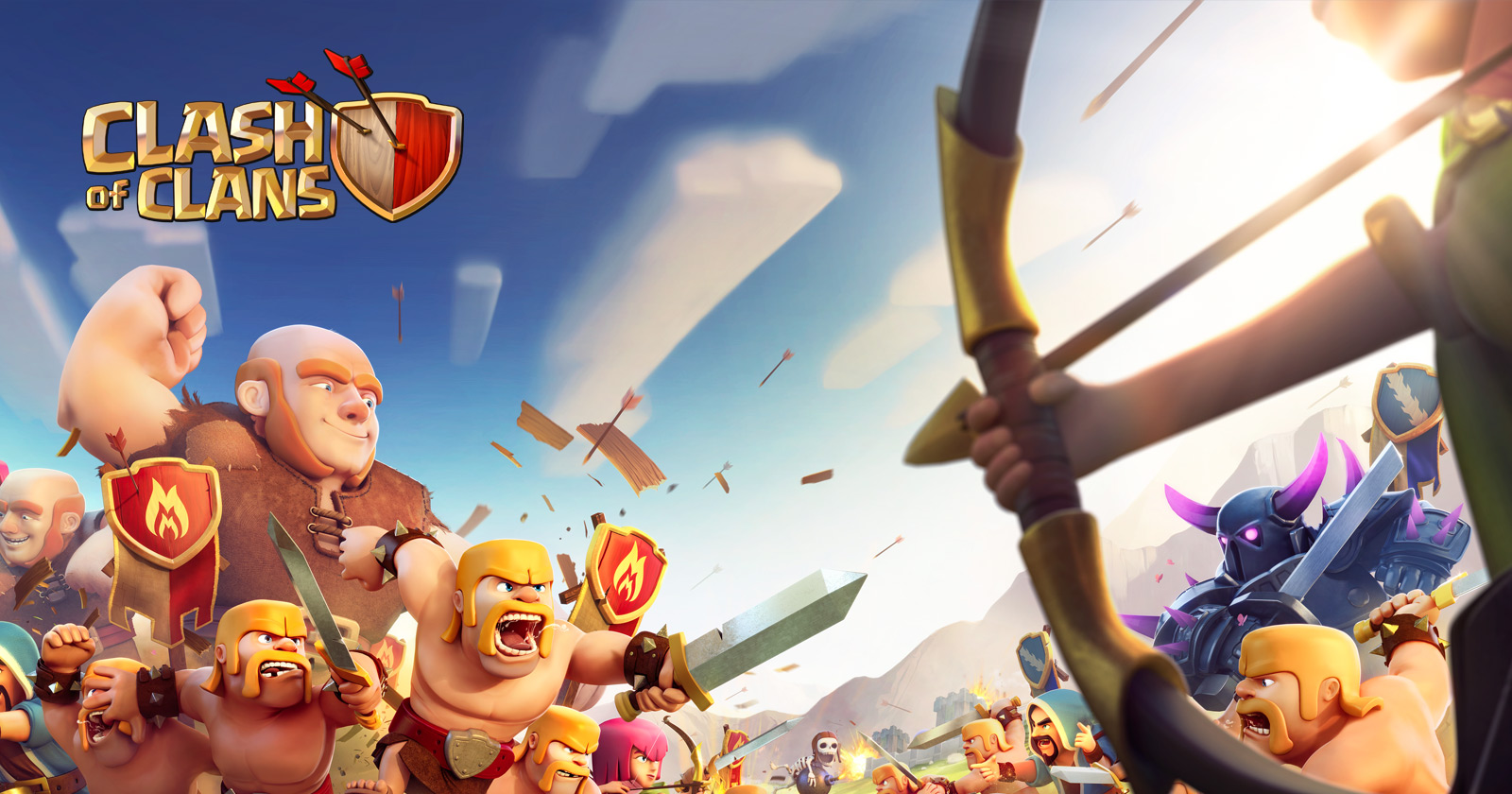 clash of clans instalar